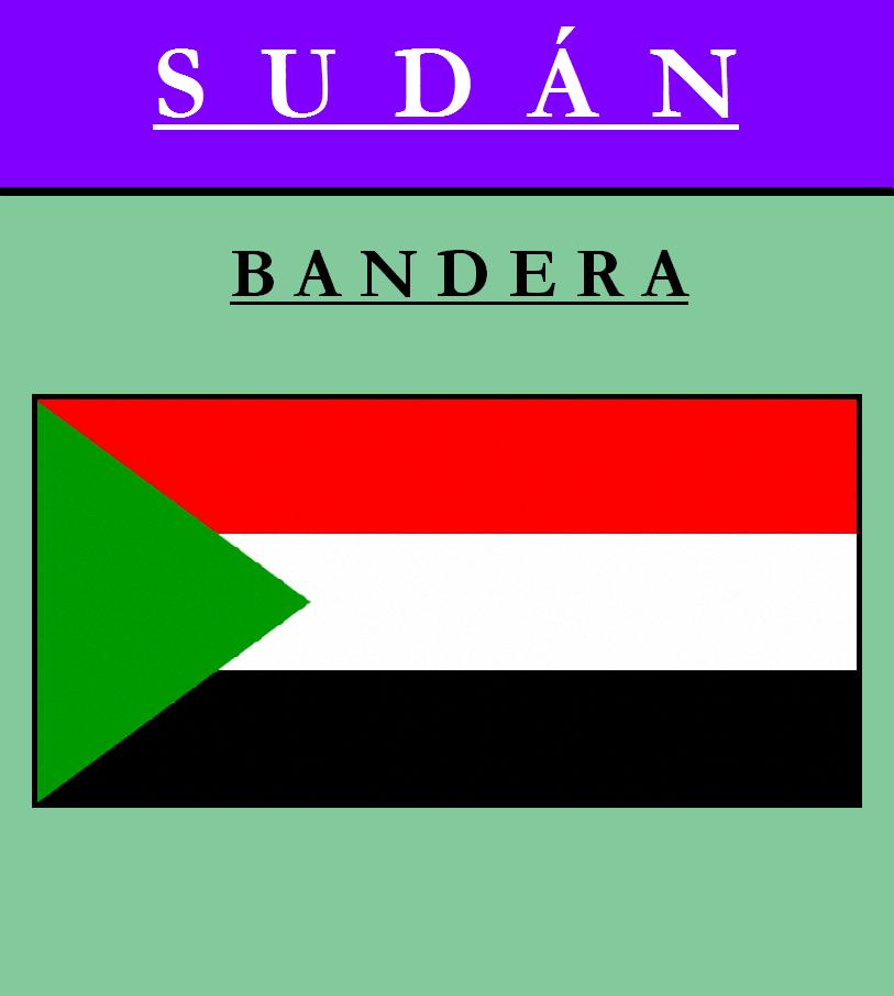 Escudo de BANDERA DE SUDÁN