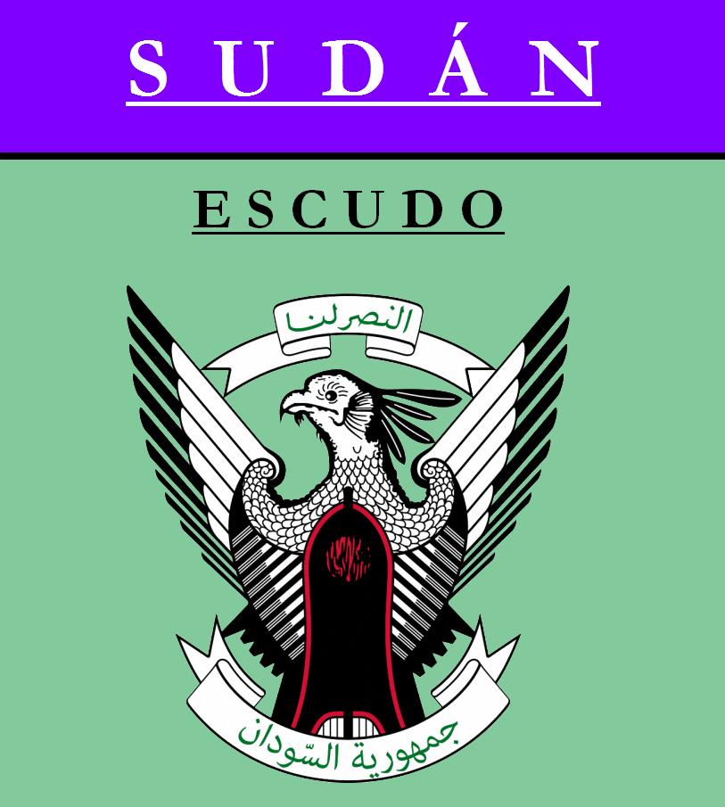 Escudo de ESCUDO DE SUDÁN