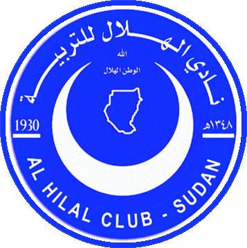 Escudo de AL HILAL CLUB (SUDÁN)