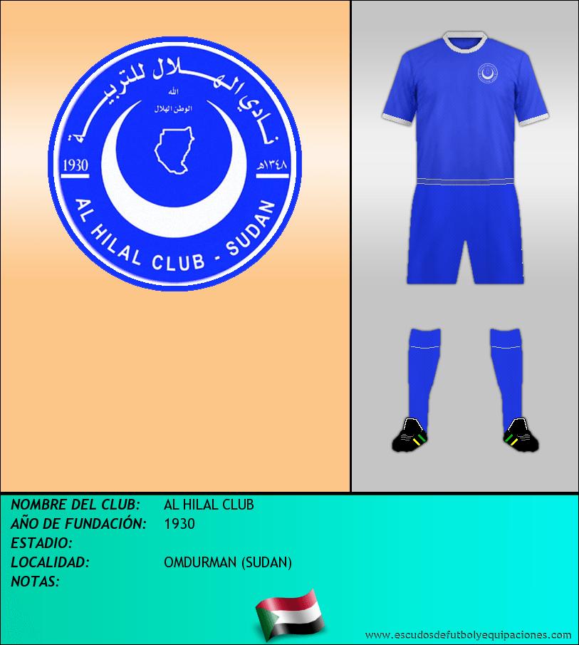 Escudo de AL HILAL CLUB