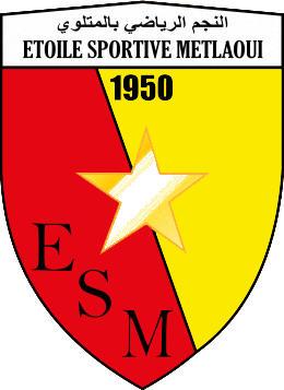 Escudo de ÉTOILE SPORTIVE MÉTLAOUI (TÚNEZ)