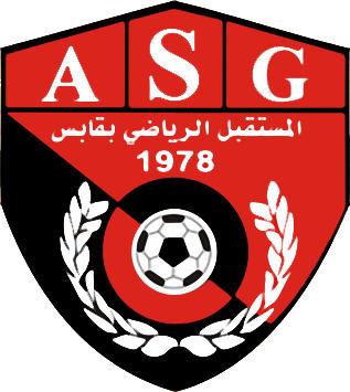 Escudo de A.S. GABÈS (TÚNEZ)
