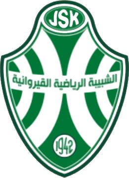 Escudo de J.S. KAIROUAN (TÚNEZ)