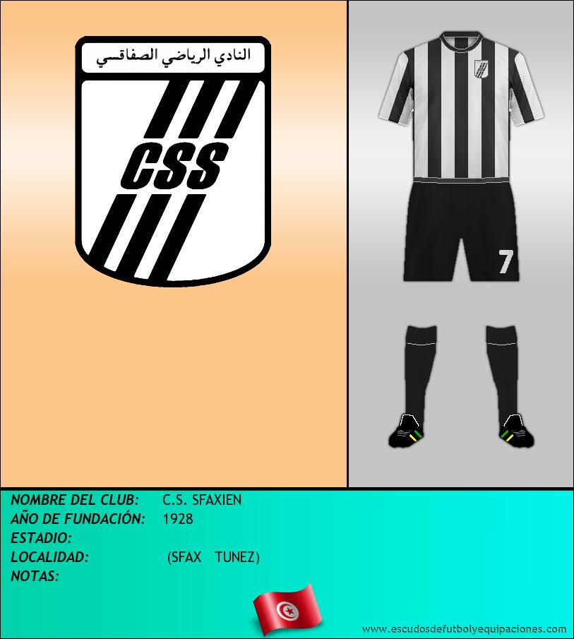 Escudo de C.S. SFAXIEN