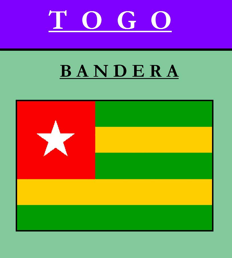 Escudo de BANDERA DE TOGO