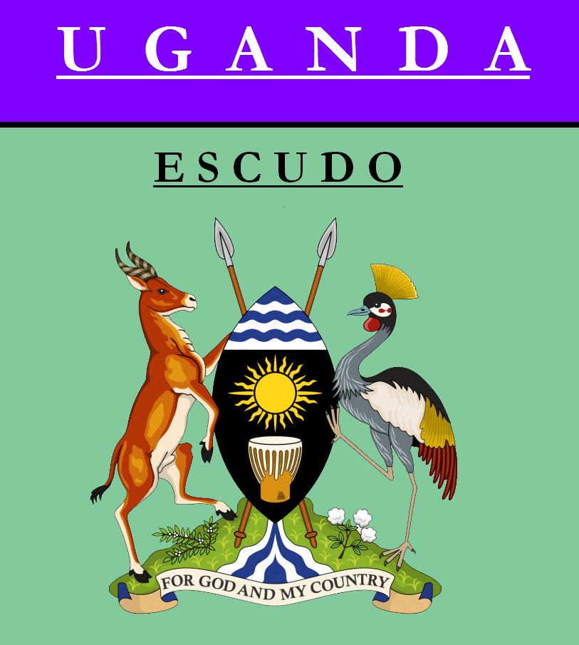 Escudo de ESCUDO DE UGANDA
