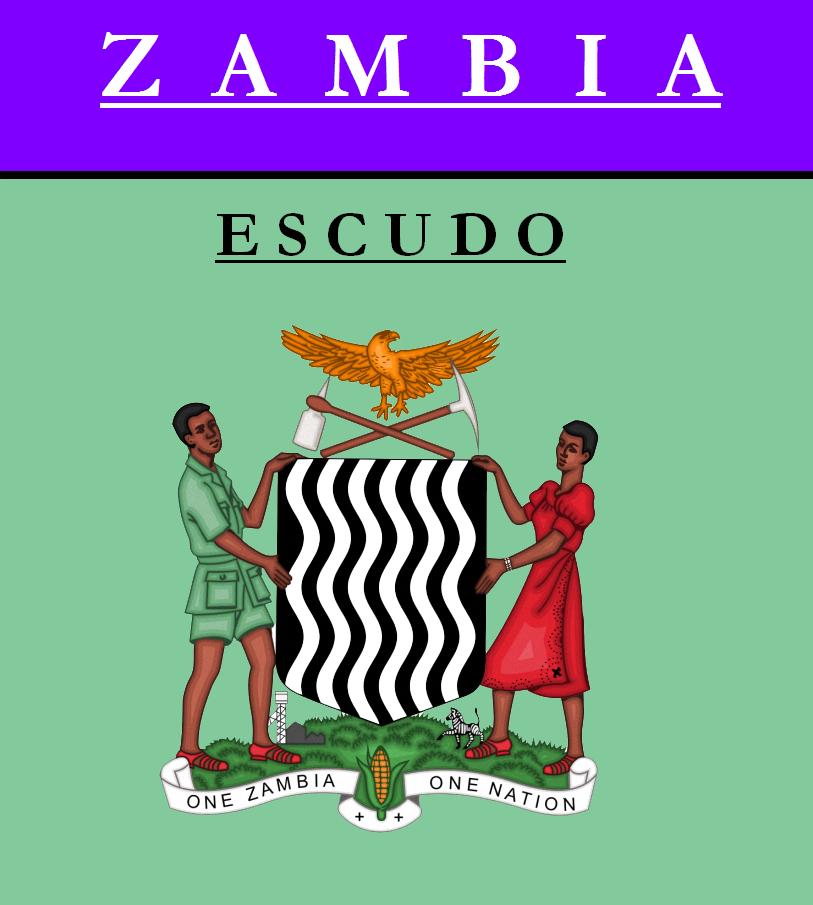 Escudo de ESCUDO DE ZAMBIA