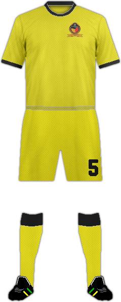 Camiseta POWER DYNAMOS F.C.