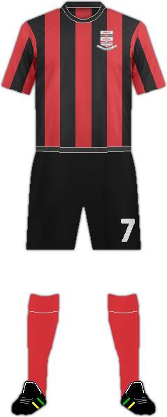 Camiseta ZANACO F.C.