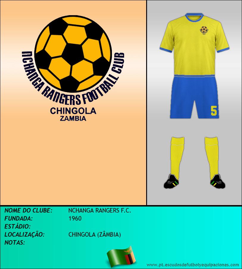Escudo de NCHANGA RANGERS F.C.