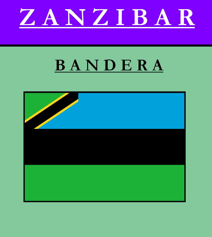 Escudo de BANDERA DE ZANZÍBAR