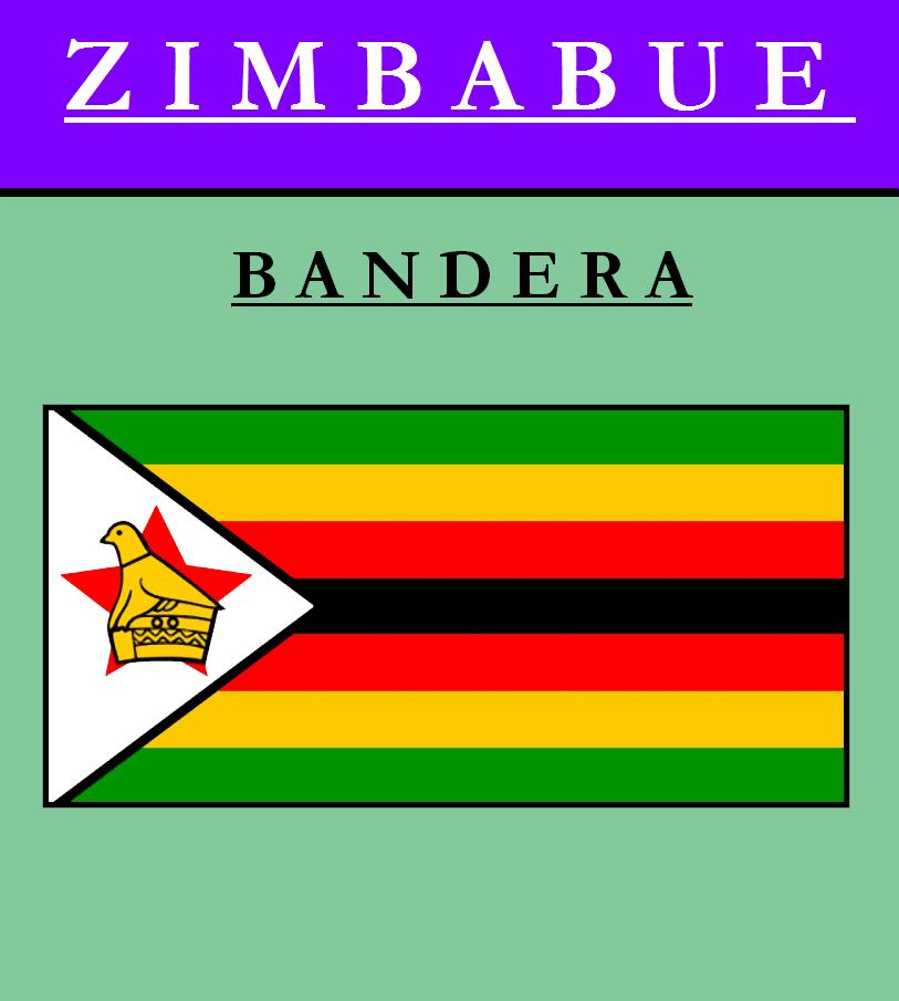 Escudo de BANDERA DE ZIMBAWE