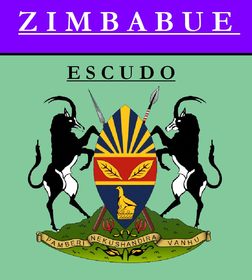 Escudo de ESCUDO DE ZIMBAWE