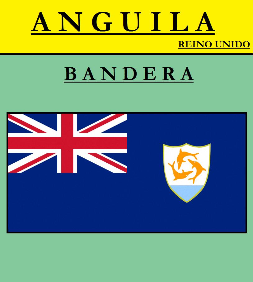 Escudo de BANDERA DE ANGILA