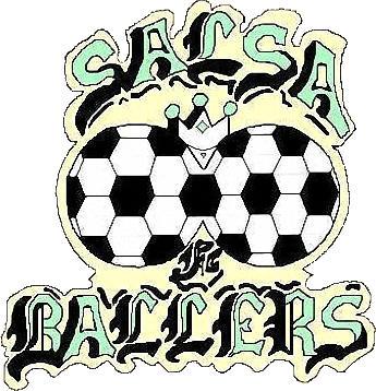 Escudo de SALSA BALLERS F.C. (ANGILA)