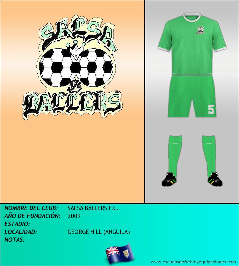 Escudo de SALSA BALLERS F.C.