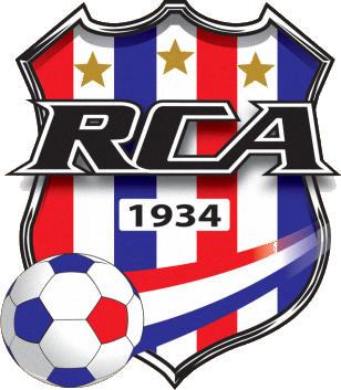 Escudo de RACING C. ARUBA (ARUBA)