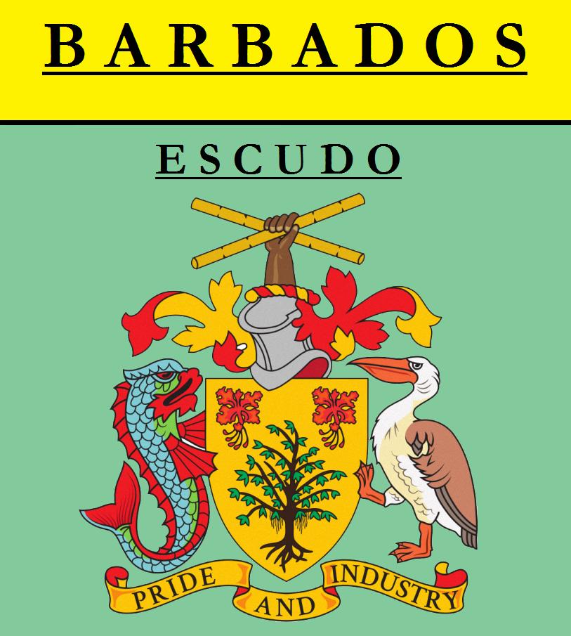 Escudo de ESCUDO DE BARBADOS