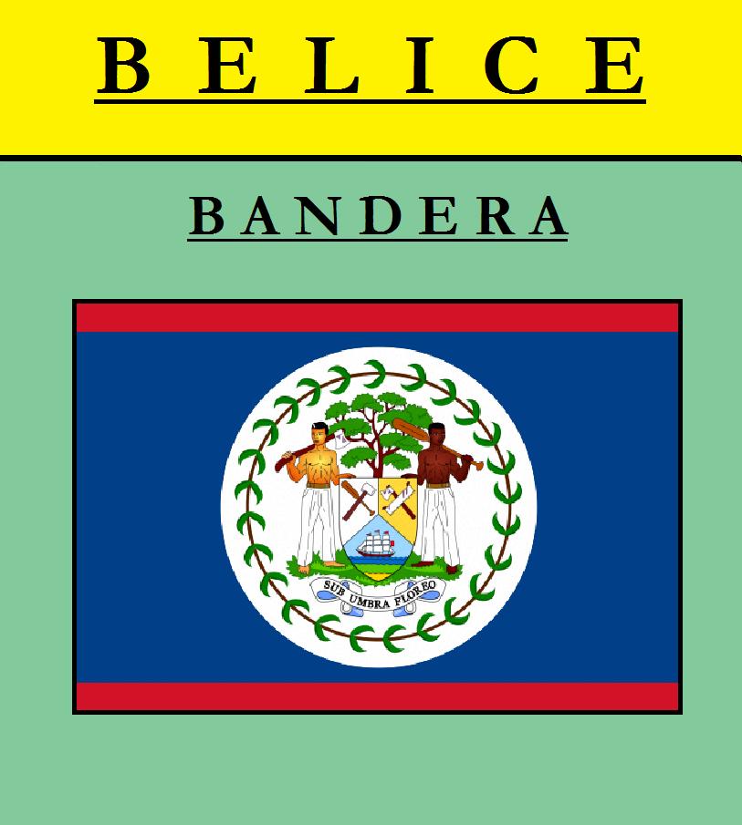Escudo de BANDERA DE BELICE