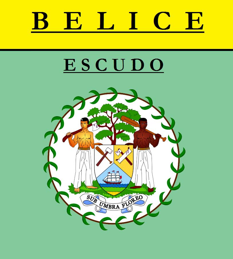 Escudo de ESCUDO DE BELICE