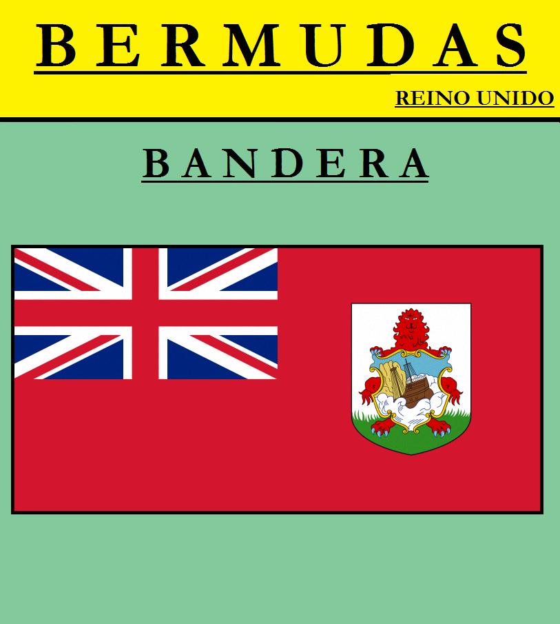 Escudo de BANDERA DE BERMUDAS