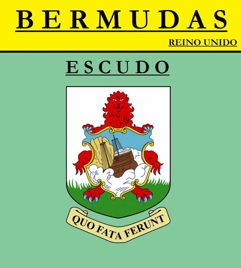 Escudo de ESCUDO DE BERMUDAS