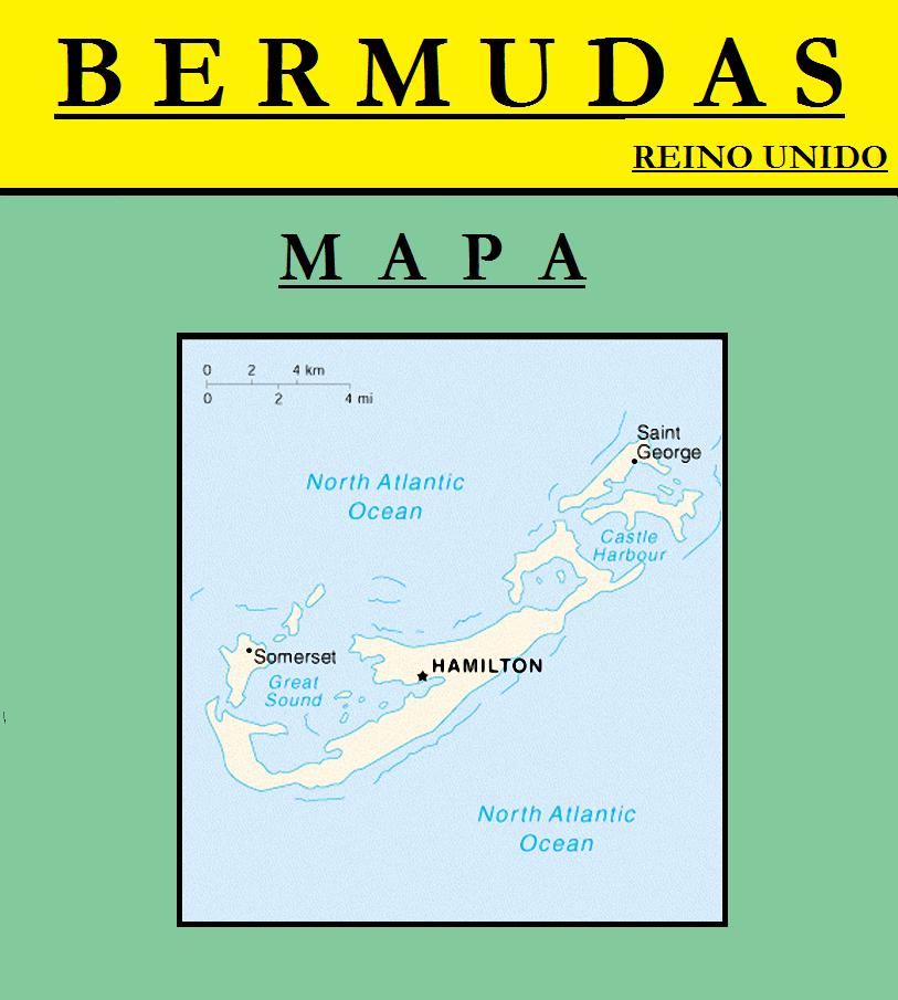 Escudo de MAPA DE BERMUDAS