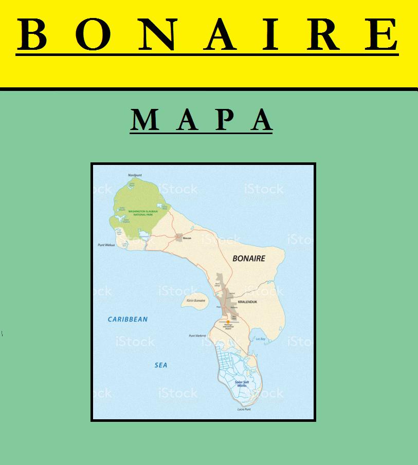 Escudo de MAPA DE BONAIRE