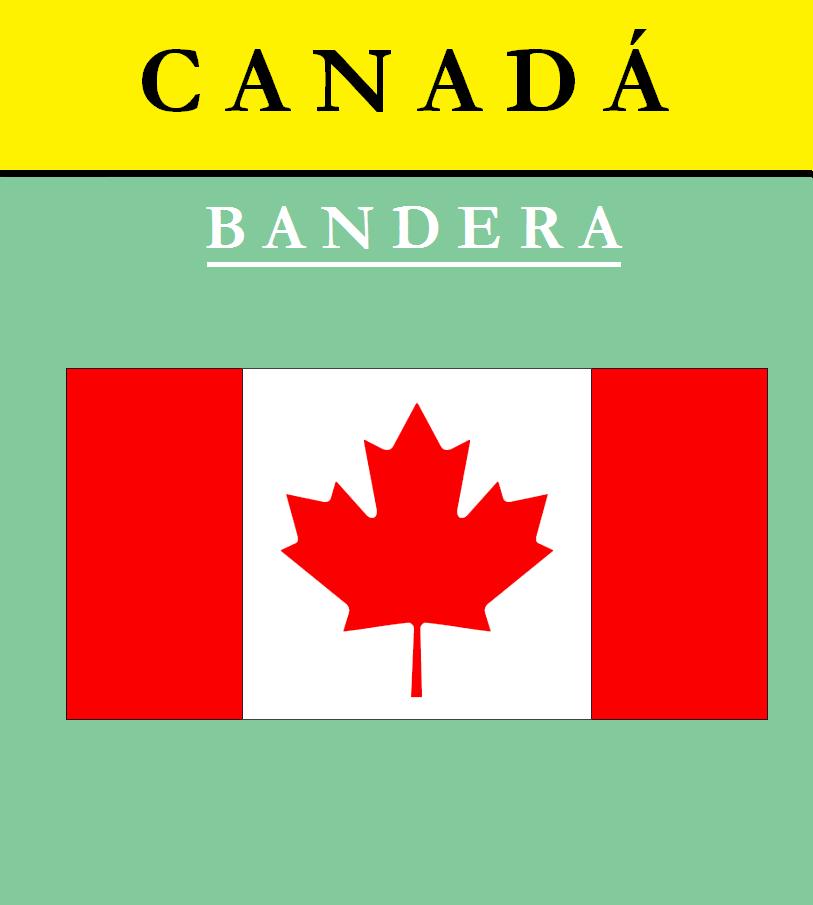 Escudo de BANDERA DE CANADÁ