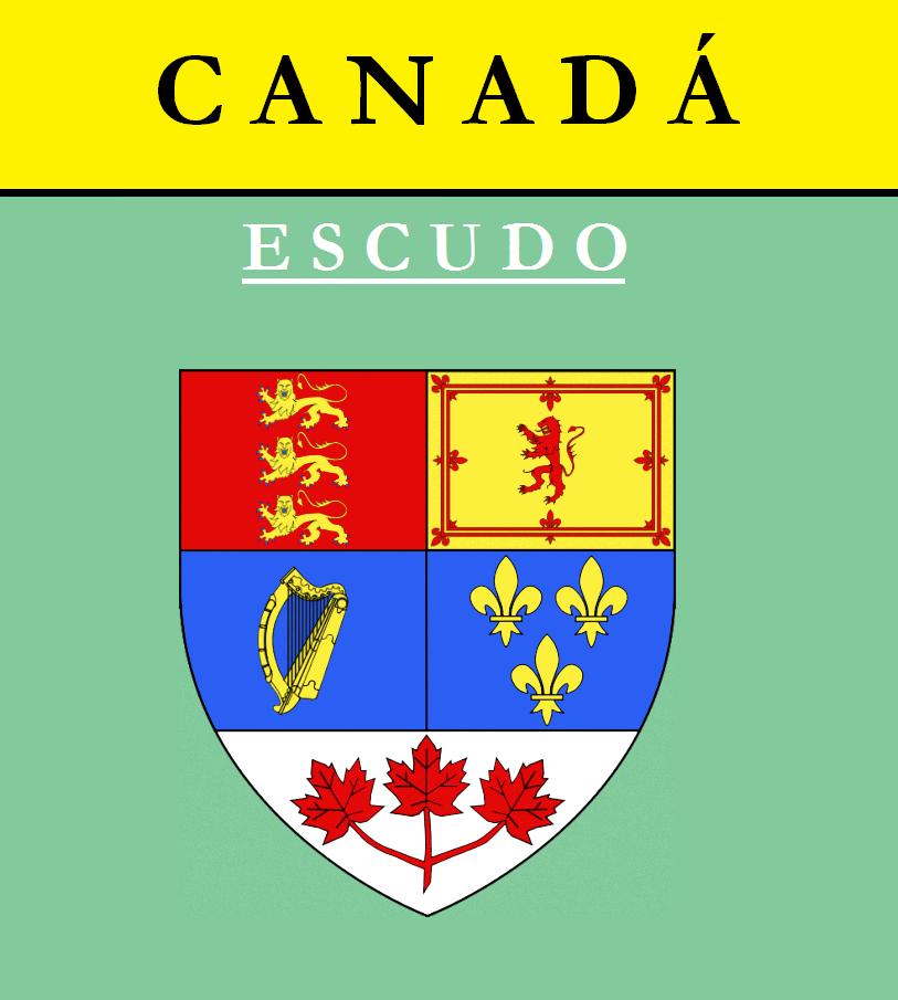 Escudo de ESCUDO DE CANADÁ