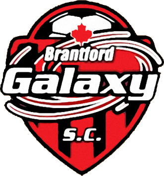 Escudo de BRANTFORD GALAXY S.C. (CANADÁ)