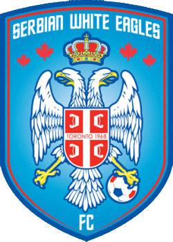 Escudo de SERBIAN WHITE EAGLES FC (CANADÁ)