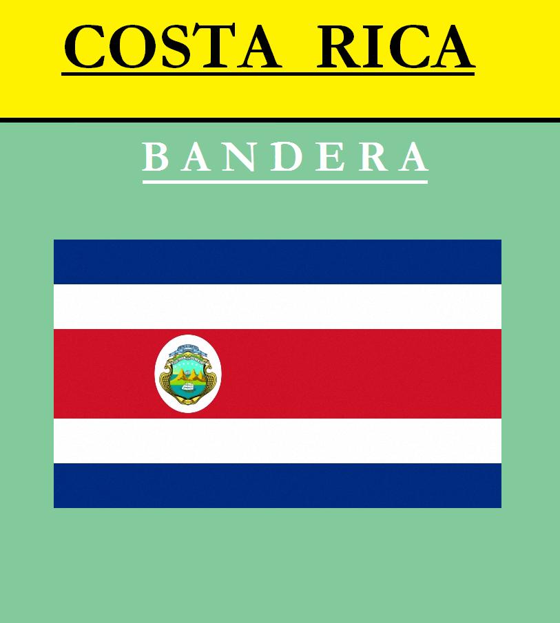 Escudo de BANDERA DE COSTA RICA
