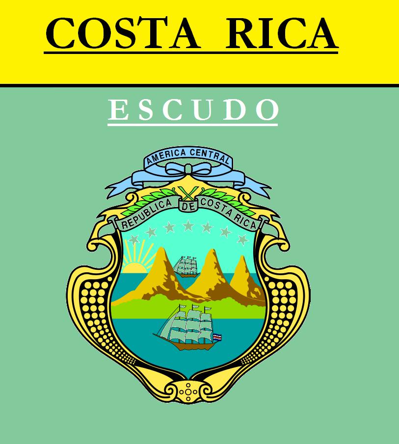 Escudo de ESCUDO DE COSTA RICA