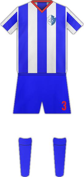 Equipación CLUB SPORT CARATAGINÉS