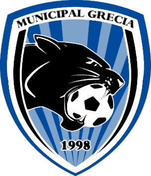 Escudo de A.D. MUNICIPAL GRECIA C.F. (COSTA RICA)