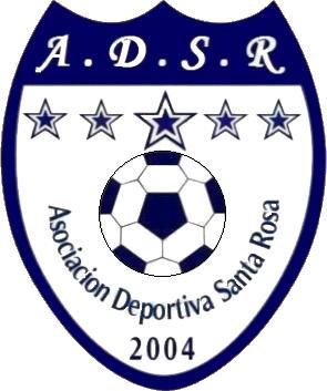 Escudo de A.D. SANTA ROSA (COSTA RICA)