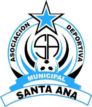 Escudo de A.D.M. SANTA ANA (COSTA RICA)