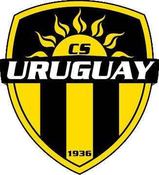 Escudo de C- SPORT URUGUAY DE CORONADO (COSTA RICA)