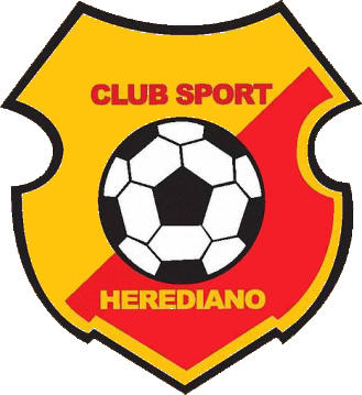 Escudo de CLUB SPORT HEREDIANO (COSTA RICA)
