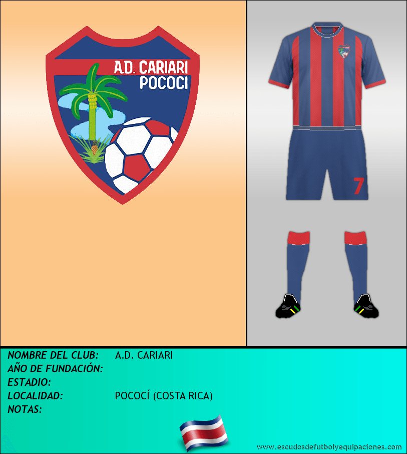 Escudo de A.D. CARIARI