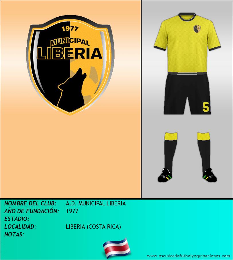 Escudo de A.D. MUNICIPAL LIBERIA