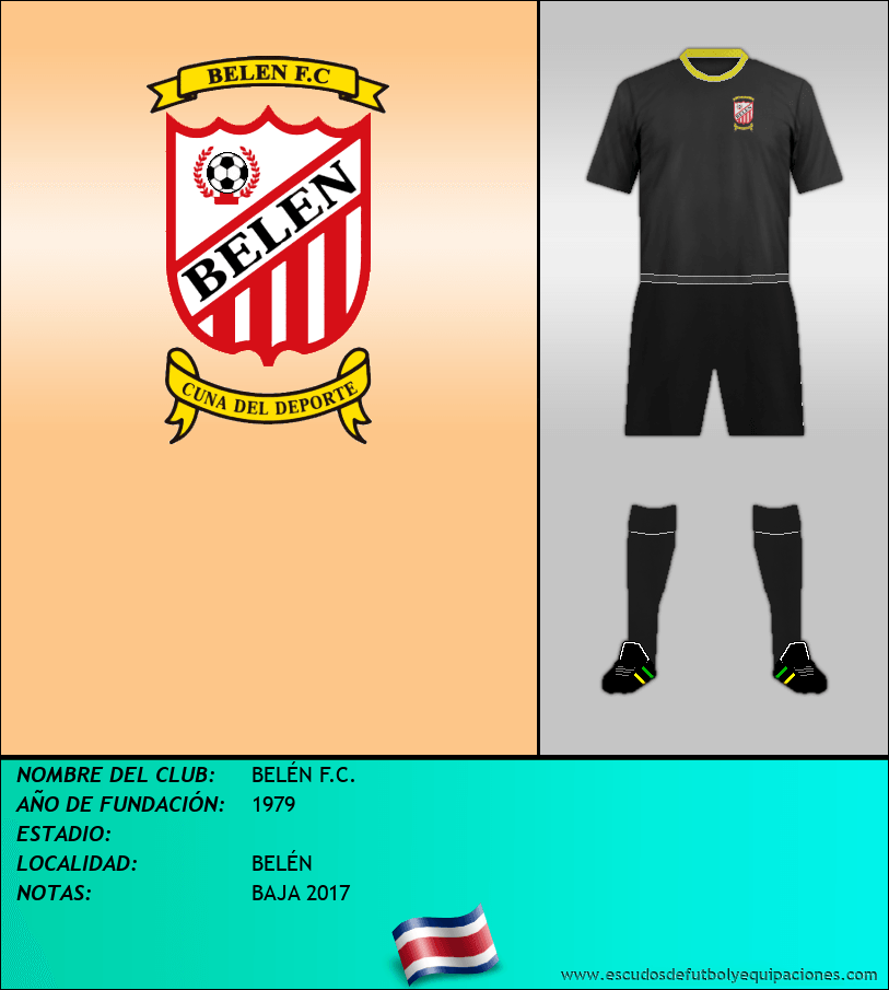 Escudo de BELÉN F.C.