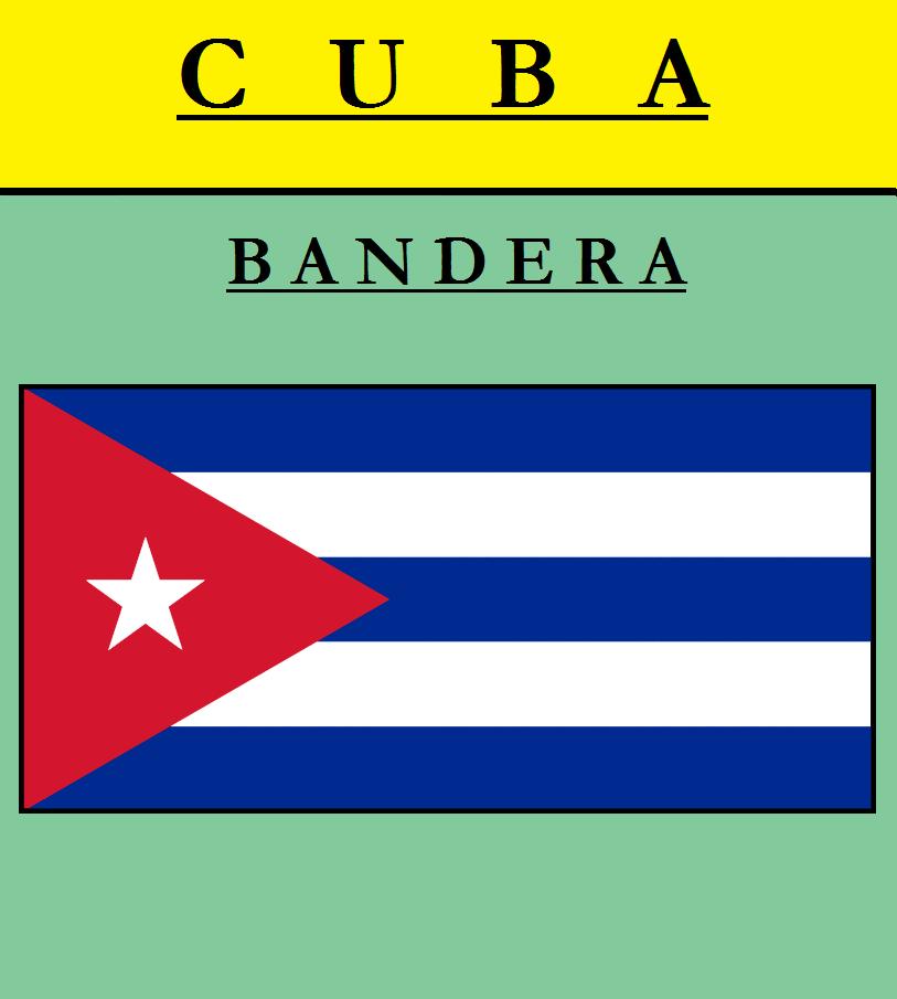 Escudo de BANDERA DE CUBA