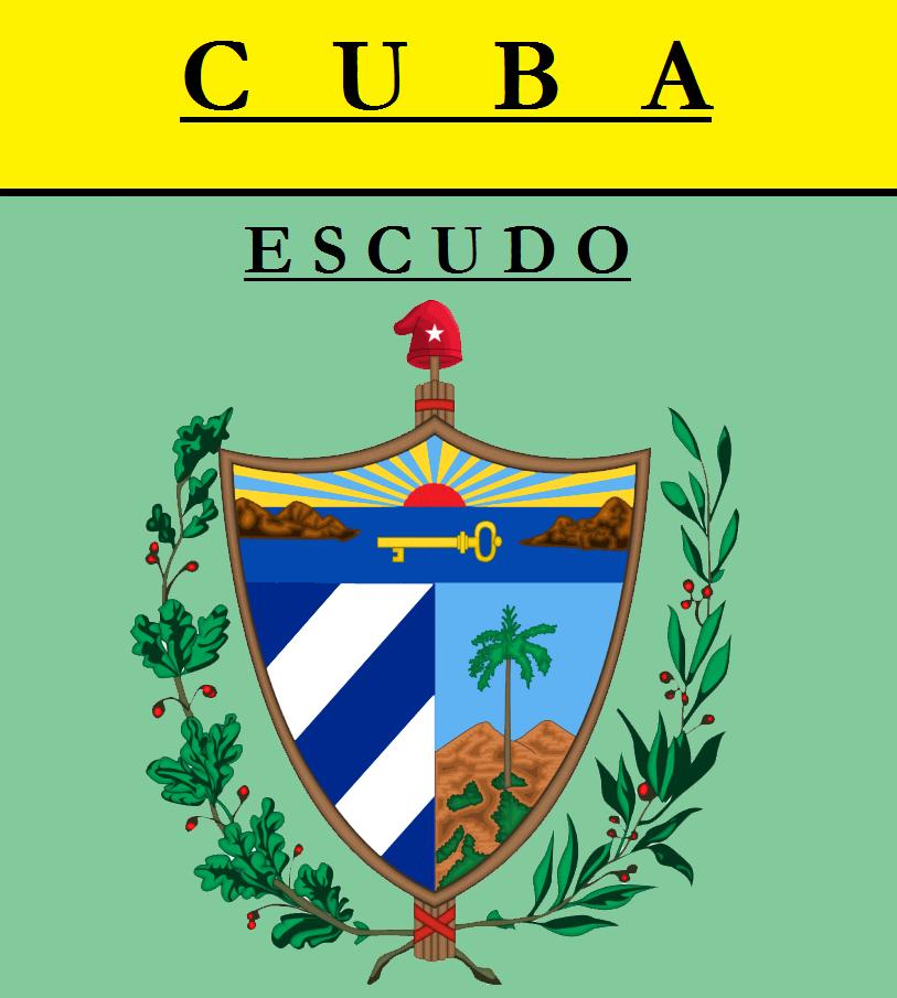 Escudo de ESCUDO DE CUBA