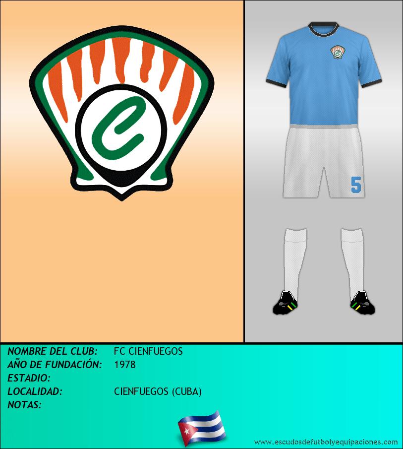 Escudo de FC CIENFUEGOS