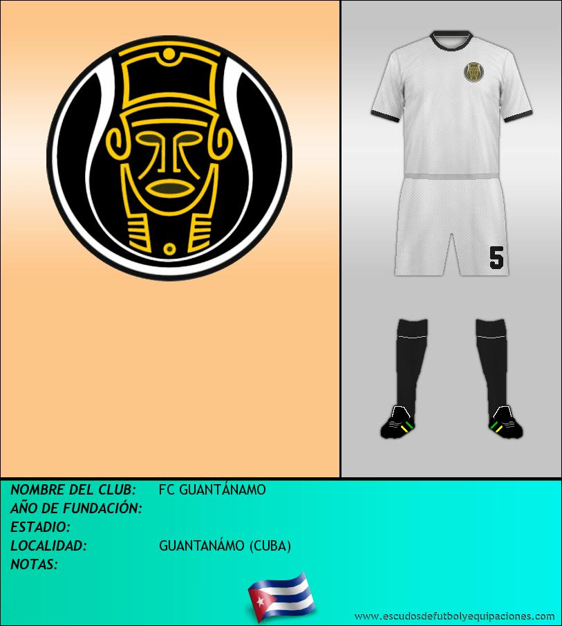 Escudo de FC GUANTÁNAMO