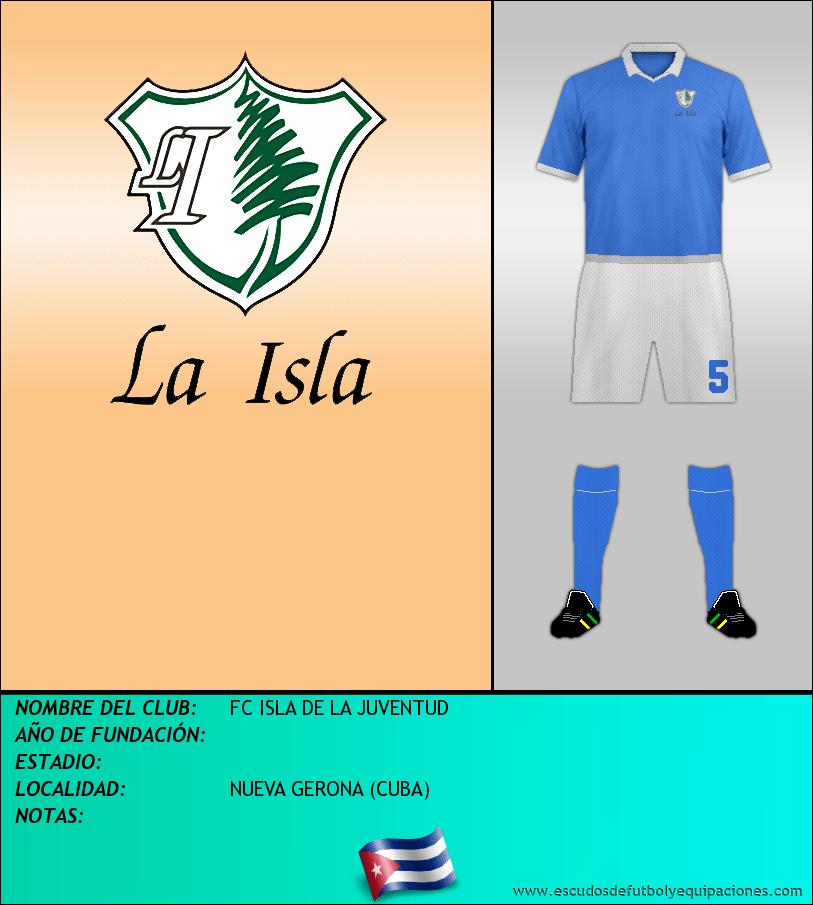 Escudo de FC ISLA DE LA JUVENTUD