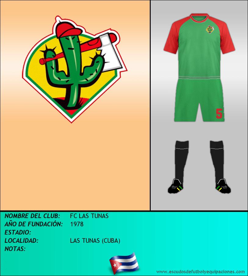 Escudo de FC LAS TUNAS