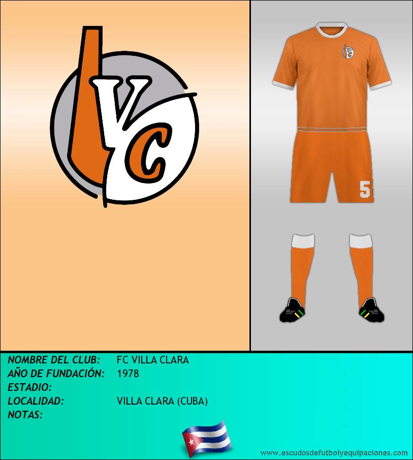 Escudo de FC VILLA CLARA